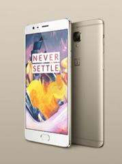 Смартфон OnePlus OnePlus 3T Soft Gold, 5.5'' 1920x1080, 2.35GHz+1.6GHz, 4 Core, 6GB RAM, 64GB, 16Mpix/16Mpix, 2 Sim, 2G, 3G, LTE, BT, Wi-Fi, GPS, Glon