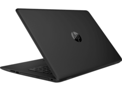 Ноутбук HP Notebook HP 17-bs036ur/CORE I3-6006U/17.3 HD+/4GB/500GB/UMA/DVD/DOS/JET BLACK