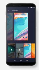 Смартфон OnePlus OnePlus 5T Midnightblack, 6'' 2160x1080, 2.45GHz, 8 Core, 8GB RAM, 128GB, 20Mpix/16Mpix, 2 Sim, 2G, 3G, LTE, BT, Wi-Fi, NFC, GPS, Gl