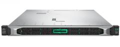 "Сервер HP DL360 Gen10, 1(up2)x 4110 Xeon-S 8C 2.1GHz, 1x16GB-R DDR4, P408i-a/2GB (RAID 1+0/5/5+0/6/6+0/1+0 ADM) 2x300GB SAS 15K 12G (8 SFF 2.5"" HP) 1x"