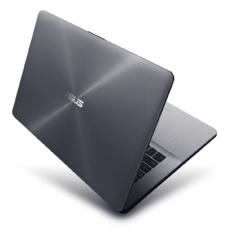 Ноутбук Asus Notebook ASUS X705UV-GC017T/Core i5-7200U/17.3 FHD/4GB/1TB/GeForce 920MX 2GB/DVD/Windows 10/STAR GRAY