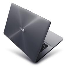 Ноутбук Asus Notebook ASUS X705UV-GC017T/Core i5-7200U/17.3 FHD/4GB/1TB/GeForce 920MX 2GB/DVD/Windows 10/STAR GRAY