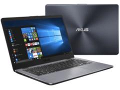 Ноутбук Asus Notebook ASUS X405UQ-BV247T/Core i7-7500U/14.0 HD/8GB/1TB/GeForce 940MX 2GB/nnoODD/Windows 10/MATT DARK