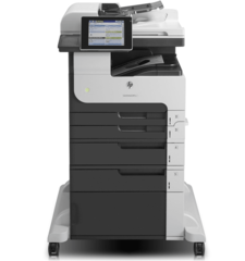 Многофункциональное устройство HP МФУ HP CF067A LaserJet Enterprise 700 M725f MFP (A3) Printer/Scanner/Copier/Fax/ADF, 1200х1200 dpi, 41 ppm, 1 GB +32