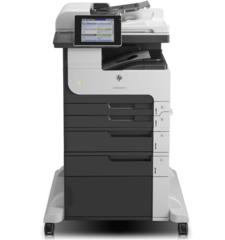 Многофункциональное устройство HP МФУ HP CF067A LaserJet Enterprise 700 M725f MFP (A3) Printer/Scanner/Copier/Fax/ADF, 1200х1200 dpi, 41 ppm, 1 GB +32
