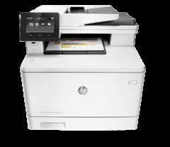 Многофункциональное устройство HP МФУ HP Color LaserJet Pro MFP M477fdn