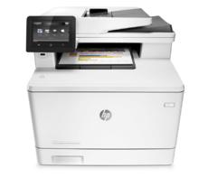 Многофункциональное устройство HP МФУ HP Color LaserJet Pro MFP M477fdw