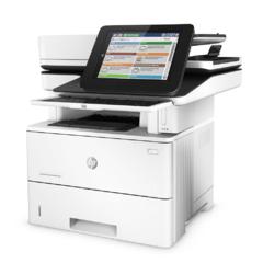 Многофункциональное устройство HP HP LaserJet Enterprise MFP M527dn, HP 3y