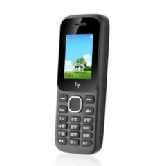 Телефон сотовый Fly FF243 Black, 2.4'' 320x240, 312MHz, 1 Core, 32MB RAM, 32MB, up to 16GB flash, 0.3Mpix, 2 Sim, 2G, BT, 1700mAh, 98g, 121.5x49.8x14