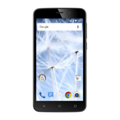 Смартфон Fly FS508 Black, 5'' 1280x720, 1.3GHz, 4 Core, 1GB RAM, 8GB, up to 32GB flash, 5Mpix/2Mpix, 2 Sim, 2G, 3G, BT, Wi-Fi, GPS, 1900mAh, Android 6