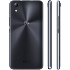 Смартфон Fly FS511 Dark blue, 5.2'' 1280x720, 1.2GHz, 4 Core, 2GB RAM, 16GB, up to 32GB flash, 13Mpix/5Mpix, 2 Sim, 2G, 3G, LTE, BT, Wi-Fi, GPS, 2600m