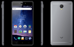 Смартфон Vertex Vertex Impress Lux Titan, 5.5'' 1920x1080, 1.3GHz, 4 Core, 2GB RAM, 16GB, up to 32GB flash, 13Mpix/5Mpix, 2 Sim, 2G, 3G, LTE, BT, Wi-F