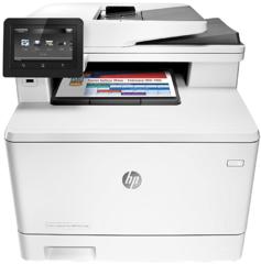 Многофункциональное устройство HP МФУ HP M5H23A Color LaserJet Pro MFP M377dw Printer