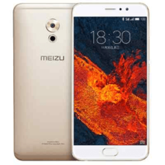 Смартфон MEIZU Pro6 Plus Gold, 5.7'' 2560x1440, 2.0GHz+1.5GHz, 8 Core, 4GB RAM, 64GB, 12Mpix/5Mpix, 2 Sim, 2G, 3G, LTE, BT, Wi-Fi, NFC, GPS, Glonass,