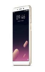 Смартфон MEIZU M6s Gold, 5.7'' 1440x720, 1.6GHz+2.0GHz, 6 Core, 3GB RAM, 32GB, up to 128GB flash, 16Mpix/8Mpix, 2 Sim, 2G, 3G, LTE, BT, Wi-Fi, 3000mAh