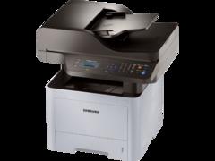 Многофункциональное устройство HP МФУ Samsung ProXpress SL-M4070FR A4