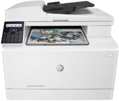 Многофункциональное устройство HP МФУ HP Color LaserJet Pro M181fw A4
