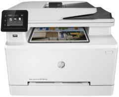 Многофункциональное устройство HP МФУ HP Color LaserJet Pro M281fdn A4