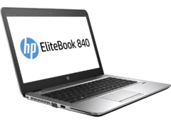 Ноутбук HP HP EliteBook 840 i5-6300U 14 8GB/500 PC  UMA i5-6300U 840 / 14 FHD SVA AG / 8GB 1D  DDR4 / 500GB 7200 / W10p64 / 3yw / Webcam / kbd DP Back